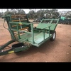 hay/silage feed out cart