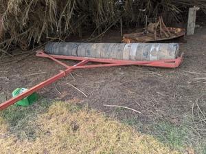 2004 Bison 4m Pasture Roller