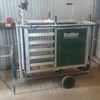 Prattley Weigh Crate With ID5000 True Test Indicator & Wheel Trolly.