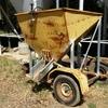 Side Delivery Grain Feeder - Livestock Equipment