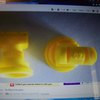Wanted.  NEW TEEJET Twin Jet Nozzles.  Yellow O2 TTJ60.