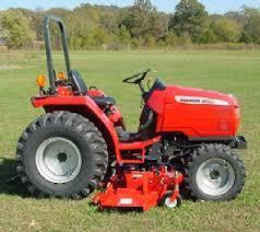 MAHINDRA E_MAX 22 Tractor Mower