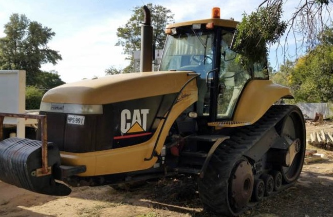Cat Challenger Tractors : Cat challenger ch tractor machinery equipment tractors