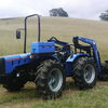 BCS/FERRARI VANGUARD 800 COMPACT STEEP COUNTRY TRACTOR