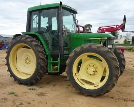 John Deere 6410 Tractor For Sale
