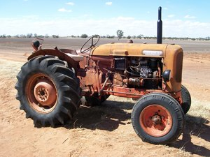 Nuffield Universal 3 Diesel Tractor. 40hp 3 Cylinder.