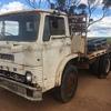 Ford D series bogie drive tipper  slant 6 diesel motor  tipper , a goer 16 ft tray
