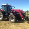 2010 CASE PUMA 165 Tractor w FEL For Sale