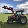 McCormick 2009 110 HP T3 Tractor/Loader
