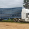 Kenworth T600 89 Series 60 with Byrne 4x2 Stockcrate