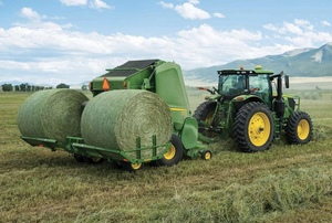 New 0 series Round Balers ready for 2018 Hay season