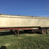 34FT Tefco TOA Alloy grain tipper trailer for sale