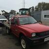 1998 Mitsubishi Triton diesel 4WD
