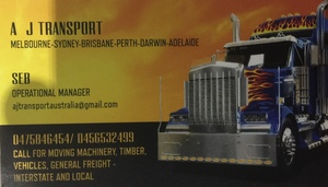 General Freight, Machinery, Hay, Vehicles, Timber