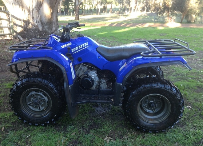 Yamaha Ultramatic Bruin 350 ATV | Vehicles & Motorbikes - ATV