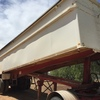 1985 White Weight Saver 36ft TOA Trailer