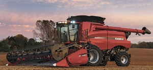 Case IH - Celebrating 40 years or the Rotor