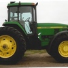 John Deere 7710 Tractor For Sale w 3PL - AS New!