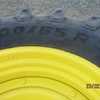 2 x 600/65R38 Tyres 85% RIMS INCLUDED
