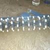 2 X 6ft Agmaster Rotary Harrows