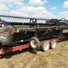 2009 D60-D MacDon Draper Front 40ft ##PRICE REDUCTION##