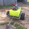 220L ATV tow behind spray unit