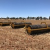 43ft Newbold Rubber Tyred Land Rollers
