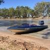 Meos Spyder Ski Boat