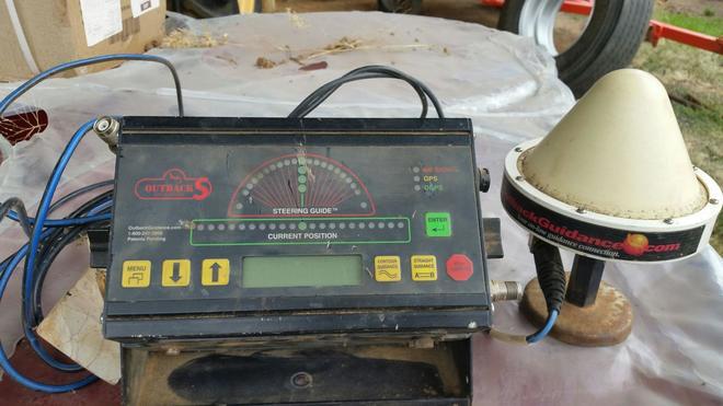 Outback s gps guidance system light bar for sale machinery amp outback s gps guidance system light bar for sale aloadofball Images