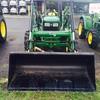 John Deere 5065E ROPS tractor