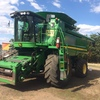 JOHN DEERE 9870 Header / Harvester For Sale
