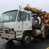 Mitsubishi Crane Borer Truck