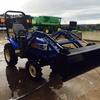 Iseki GM3240 compact tractor