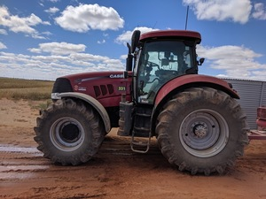 2018 Case IH Puma 210 CVT Tractor