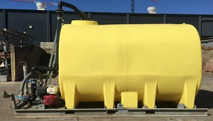SLIP ON - WATER TANK 13,000 LITRE