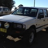 HOLDEN RODEO DUAL CAB