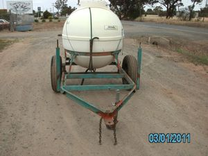 Mobile water Cart