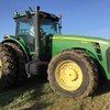2009 John Deere 8530 tractor for sale