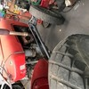 MASSEY FERGUSON TRACTOR AND MCCORMICK BALER PACKAGE