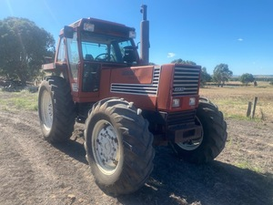 Fiat 1880dt Tractor FWD 180HP