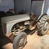 Massey Ferguson TEA-20 Tractor