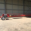 2011 Case IH 7088 Header with 30ft 2152 Front & Trailer - **Only 219 Rotor Hours**
