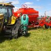 CAT CHALLENGER 45 AND HORWOOD SCARIBAR SEEDER