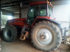Case IH MX180 Tractor