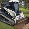 2011 Terex PT100 Compact Track Loader