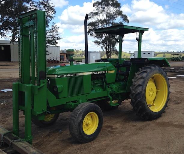 john deere 1640 row crop tractor for sale machinery. Black Bedroom Furniture Sets. Home Design Ideas