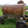Under Auction - Fuel Trailer 2,200 Litre Fuel Level Trailer- 2% + GST Buyers Premium On All Lots