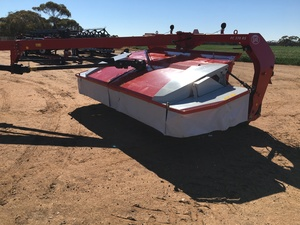 2014 Lely PC370RS Mower Conditioner