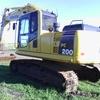 Excavator Komatsu PC200-8