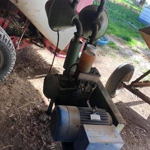 westfalia vacuum pump